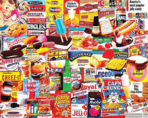 Things I Ate As A Kid - 1000 Piece Jigsaw Puzzle
