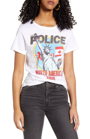 Prince Peter OFFICIALLY LICENSED POLICE NYC TOUR TEE