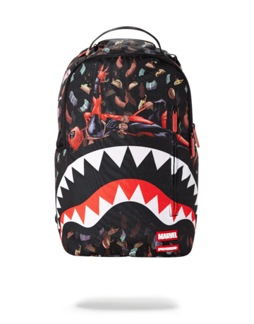 SPRAYGROUND Deadpool Shark Backpack