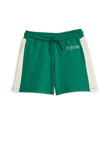 Mini Rodini Rugby Shorts - Green