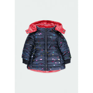 Boboli - Reversible Polka Dot Jacket