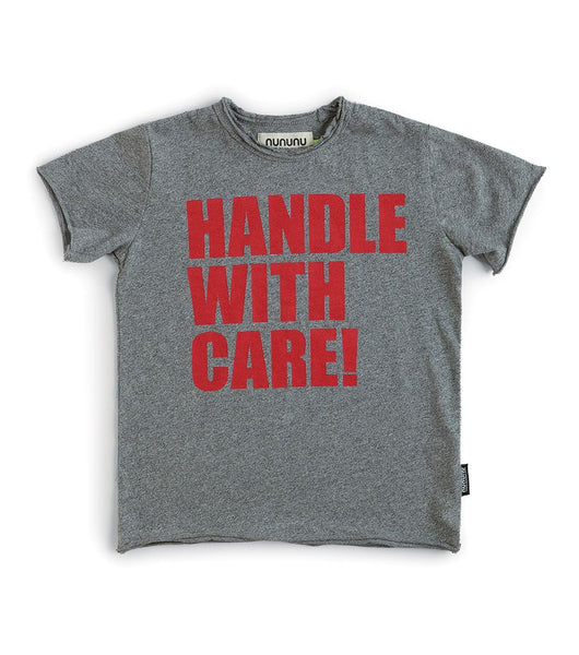 Nununu - Handle with Care - Grey