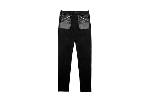 MIA New York Black Ponte Pant