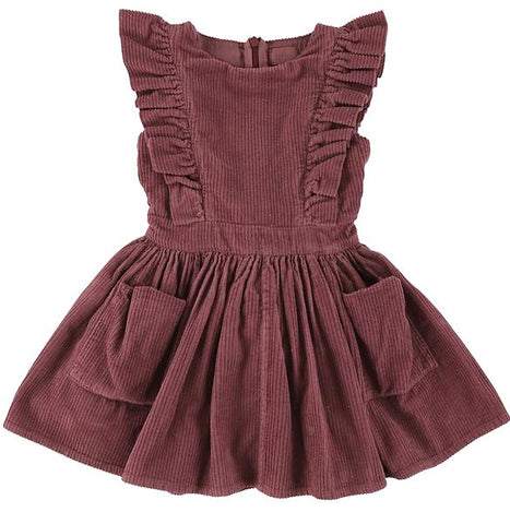 MORLEY Gardenia Light Cord Cherokee Girls Dress