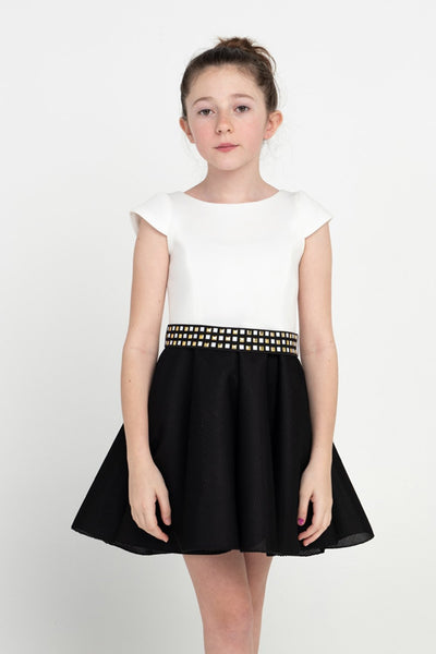 Zoe LTD. Belted Dress