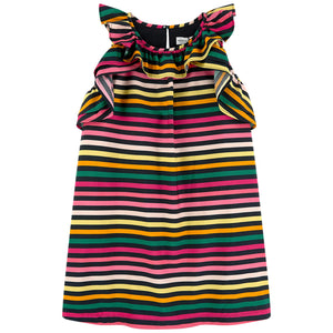 SONIA RYKIEL PARIS Striped dress