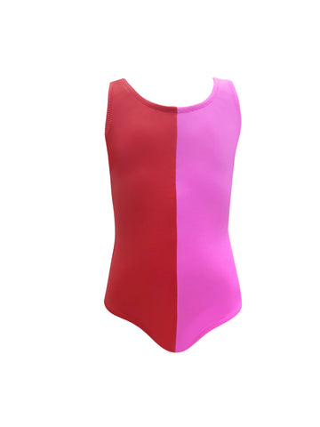 Nessi Bryd Roxy Red Swimsuit
