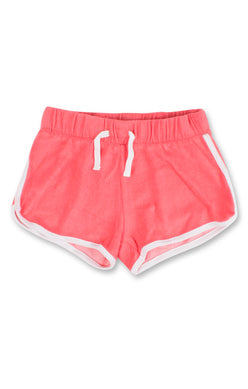 Shade Critters Terry Shorts, Coral
