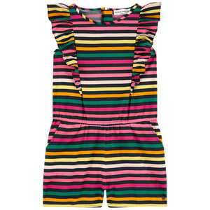 SONIA RYKIEL PARIS Striped Romper