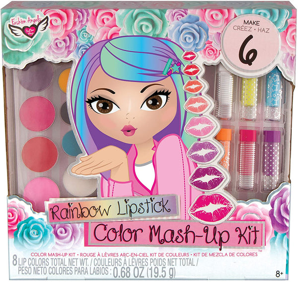 Rainbow Lipstick Making Kit