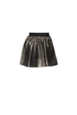 LE CHIC Girls Lame Skirt