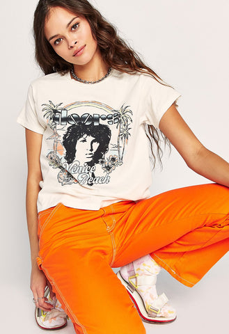 Daydreamer - The Doors Venice Beach Girlfriend Tee