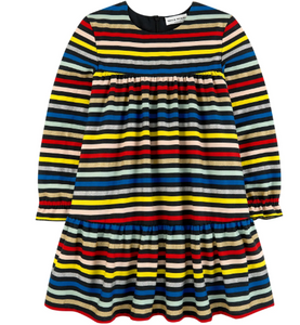 SONIA RYKIEL Girls Dipa Striped Dress