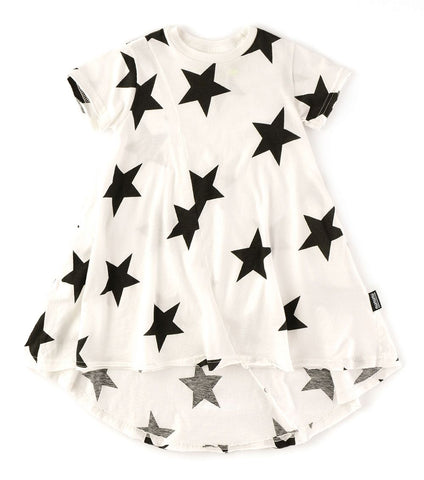 Nununu Star 360 Dress - White