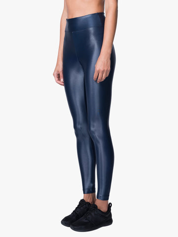 Koral Lustrous High Rise Leggings - Midnight Blue