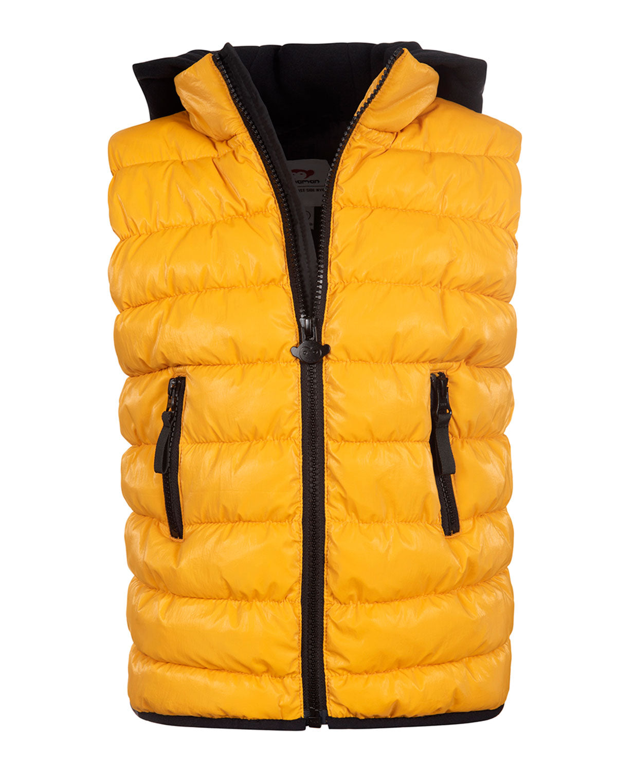 Appaman - Apex Hooded Quilted Puffer Vest