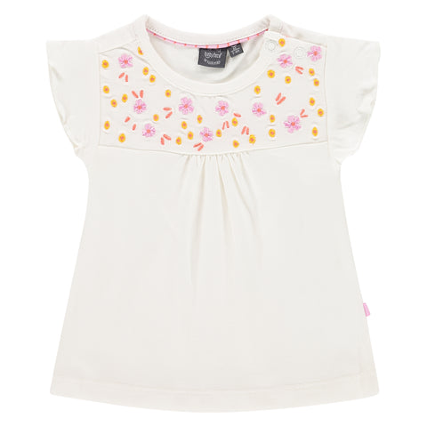 Babyface - Infant Embroidered Cotton Tee