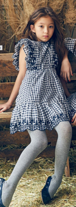 NELLYSTELLA Girls Isabel Gingham Dress