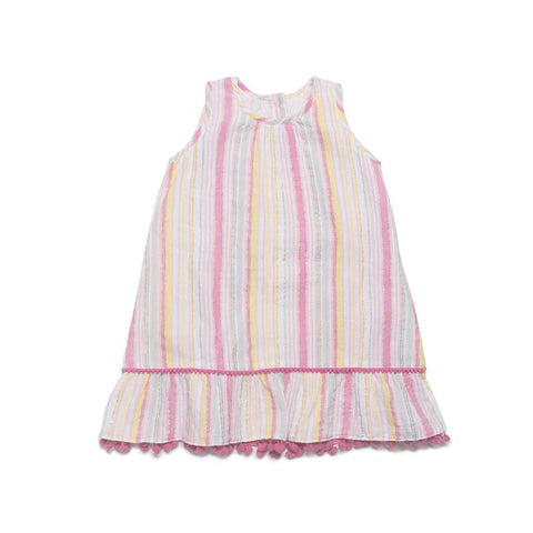 Egg New York Pink Stripe Dress
