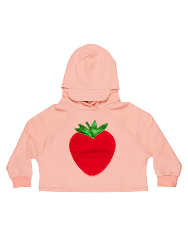 WAUW CAPOW BY BANGING Apple Love hoodie