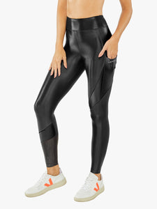 Koral - Pista Infinity High Rise Legging - Black