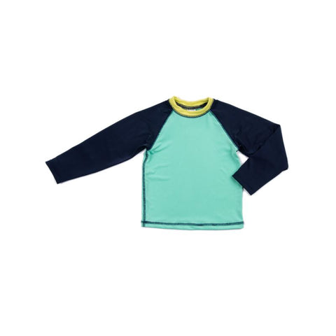 Egg New York Colorblock Rashguard