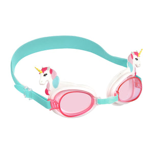 SUNNYLIFE SHAPED SWIMMING GOGGLES 3-9 | UNICORN