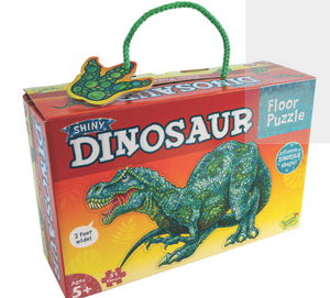 Peaceable Kingdom - Dinosaur Floor Puzzle