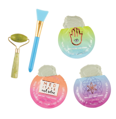 SIMPLY BEAUTIFUL FACE MASK SET