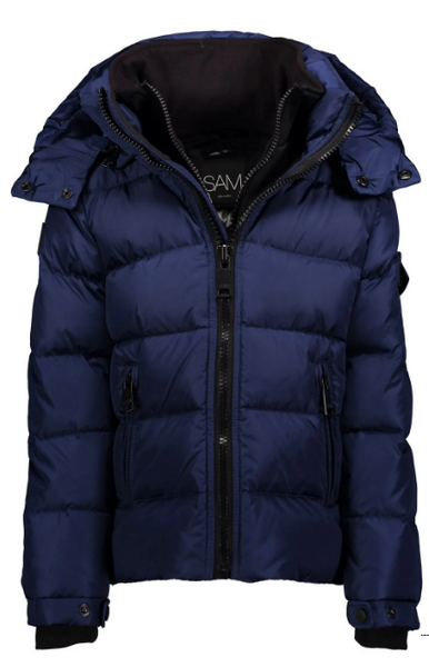SAM-NYC - BOYS GLACIER - MATTE NAVY