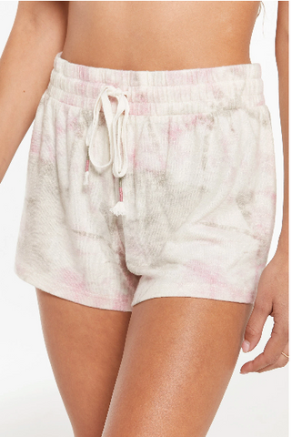 Z Supply - SEASIDE FADED TIE-DYE SHORT