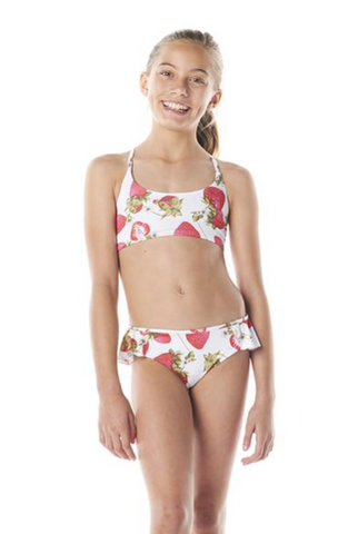 Submarine Swim - So Girly - Berry Bikini