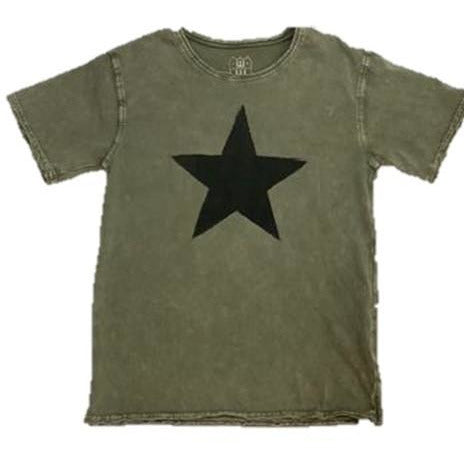 WES AND WILLY Star S/S T
