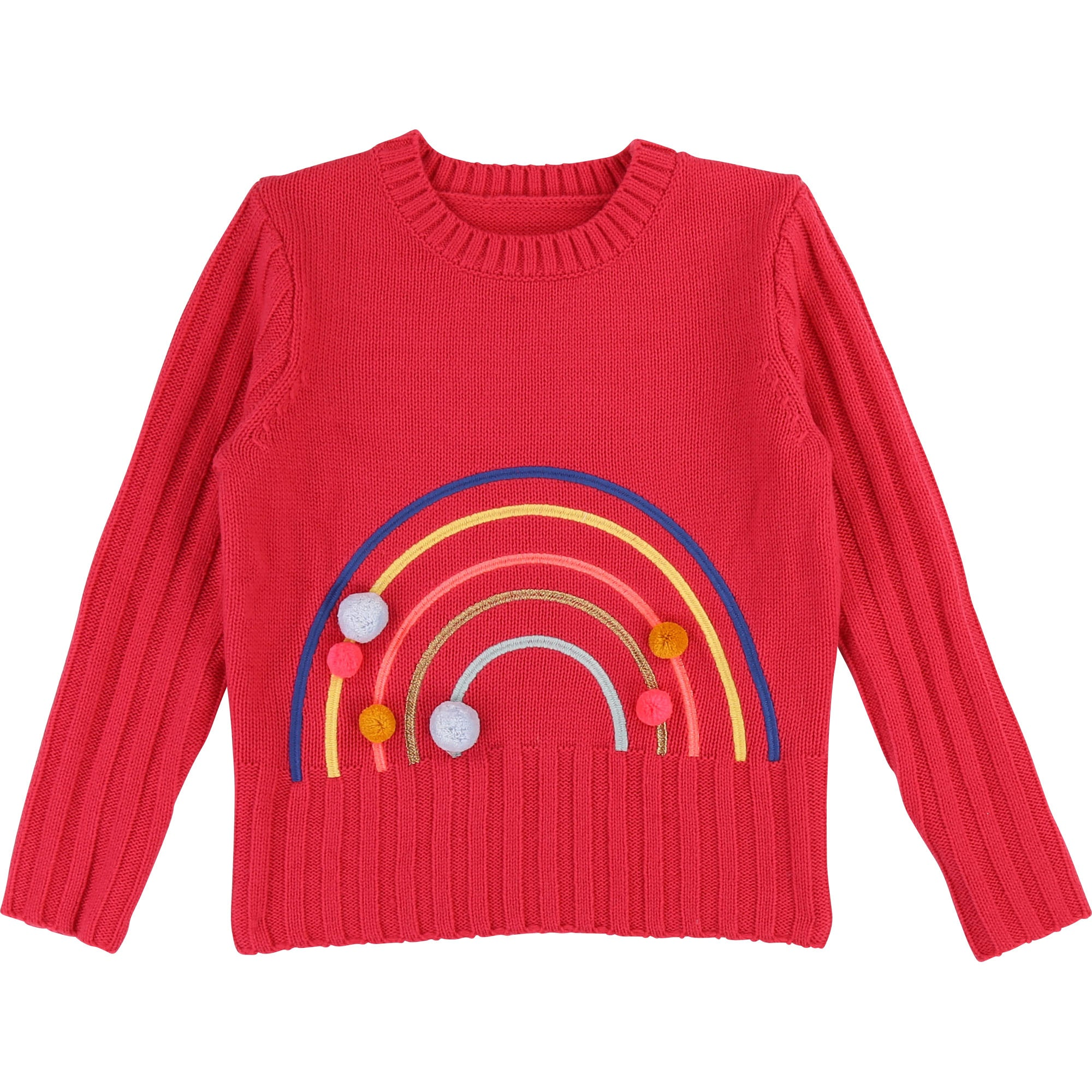 BILLIEBLUSH Rainbow Sweater