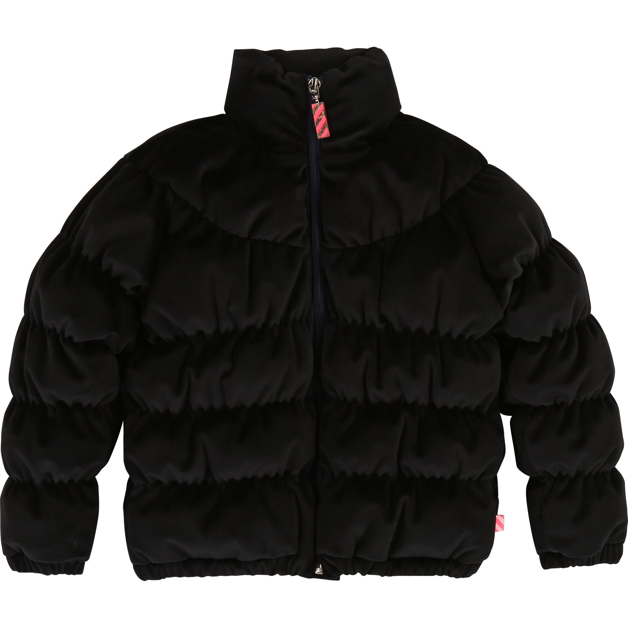 BILLIEBLUSH Girls Black Puffy Jacket