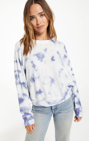 Z Supply - Claire Cloud Tie-Dye Top