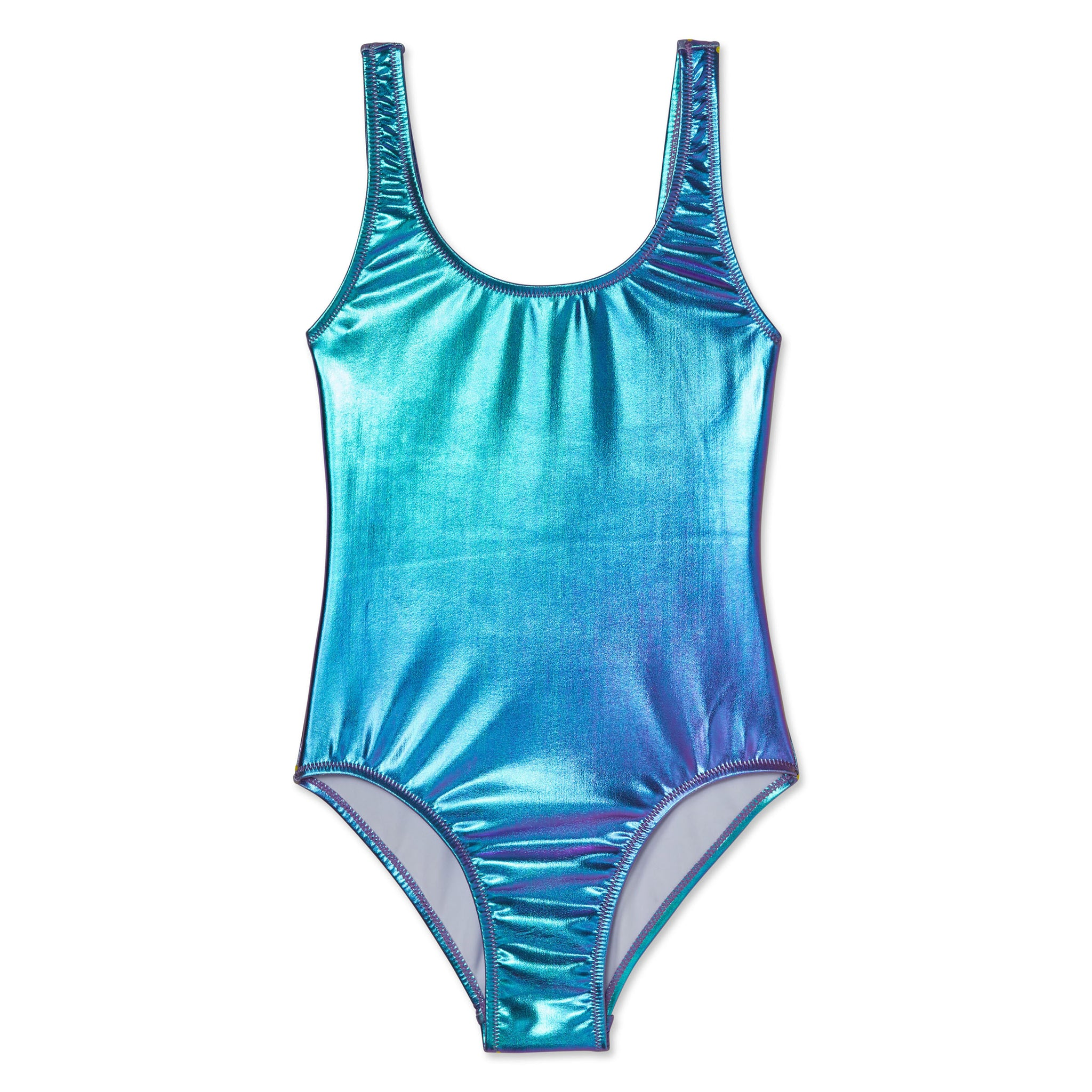 STELLA COVE Blue Irridescent Swimsuit
