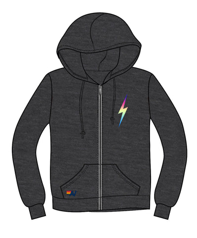 AVIATOR NATION Hoodie with Lightning Bolt