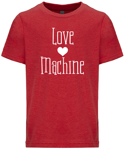 LCK for Stoopher, Love Machine  - Red