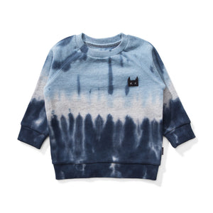 MUNSTER KIDS Boys Tie Dye Long Sleeve Sweatshirt