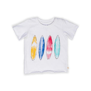 Egg New York Summer Surfboard Tee