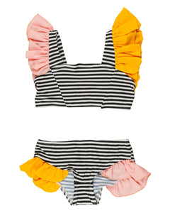 WAUW CAPOW BY BANGBANG Striped bikini