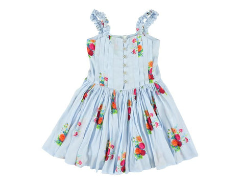 Morley Lindsay Dress - Sky