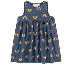 Stella McCartney Kids Infant Chambray Dress
