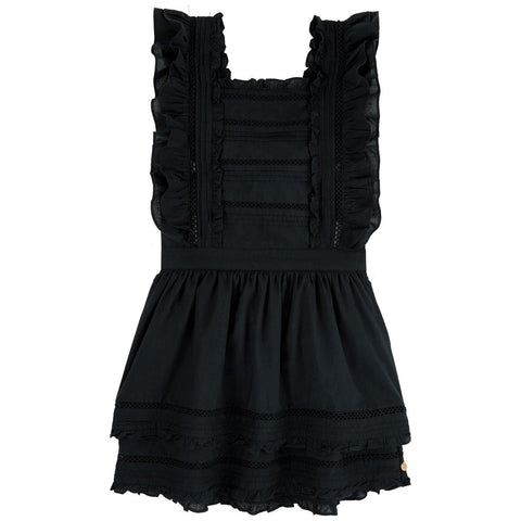 Scotch Shrunk Dress - Black