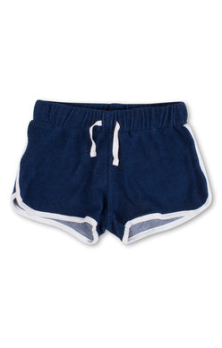 Shade Critters Terry Shorts, Navy