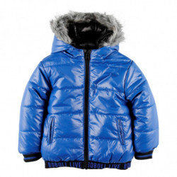 BOBOLI NYC Reversible Puffer Jacket