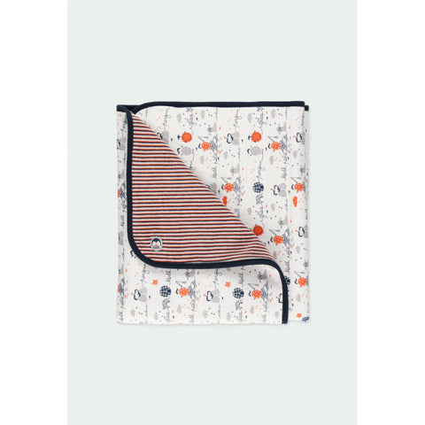 Boboli - Velour Infant Blanket
