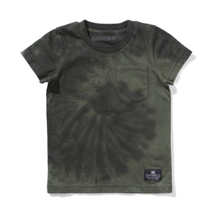 Munster - EVERGREEN TIE DYE TSHIRT