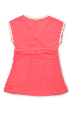 Shade Critters Terry Cover Up, Coral